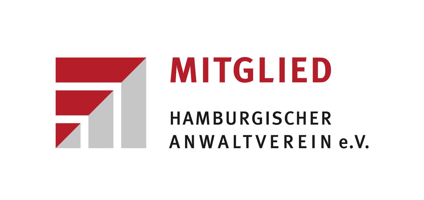 Mitglied im Hamburgischen Anwaltverein